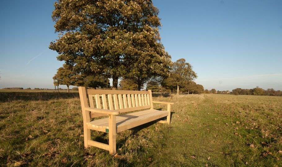 Inspired by Yorkshire: The York Garden Bench