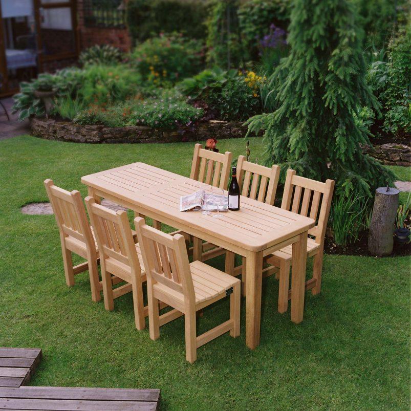 Bespoke Garden Furniture Manufacturers | Woodcraft UK