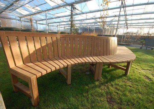 Ergonomic curves: The Saltwick Park Bench