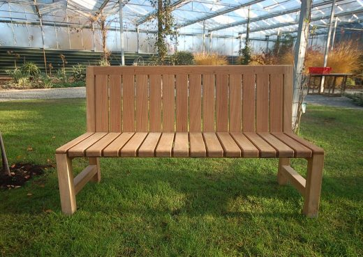 The 3 seater Saltwick bench