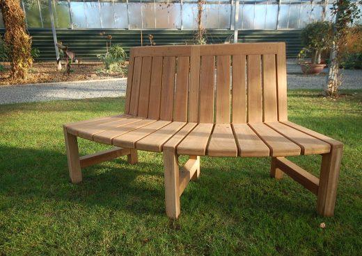 The Saltwick Convex bench