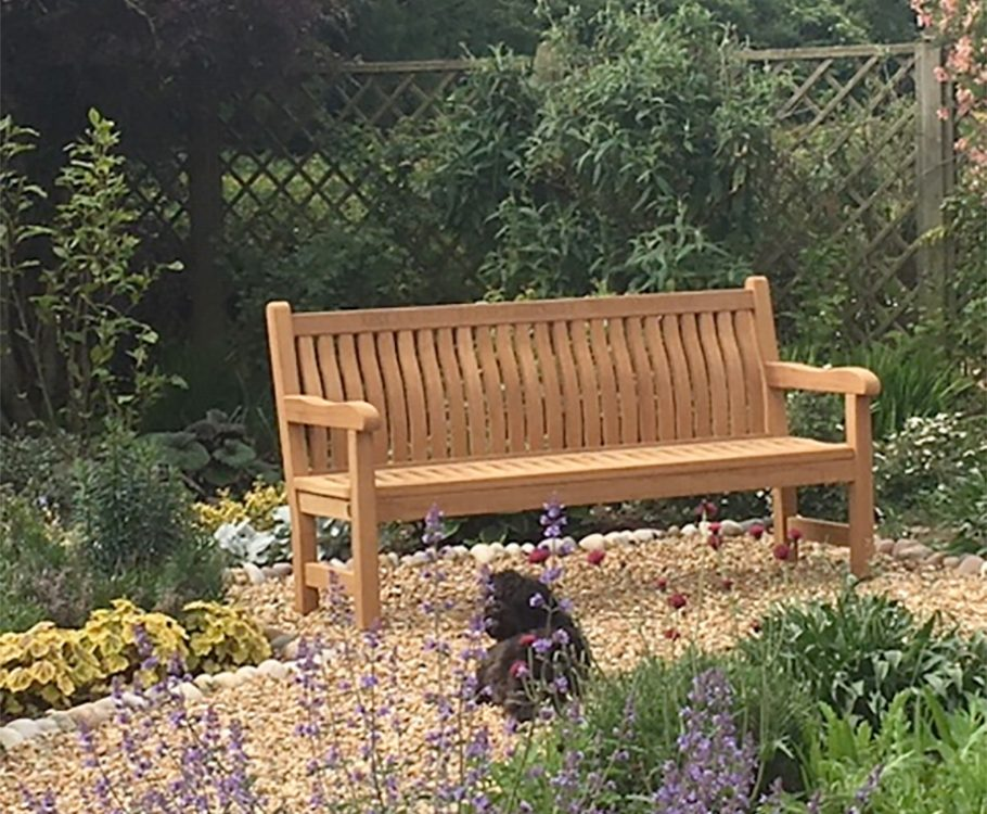 Scarborough Memorial Bench