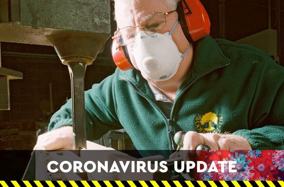 Coronavirus update: Business as usual!