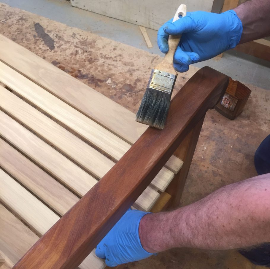 Wood Finishes For Your Garden Furniture Woodcraft Uk