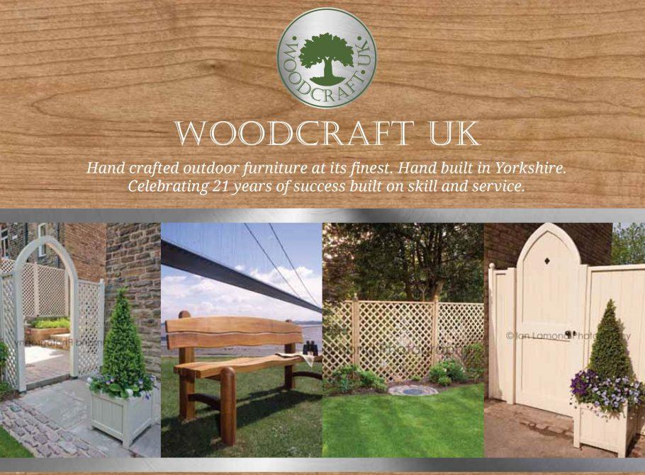 Woodcraft landscape gardeners leaflet