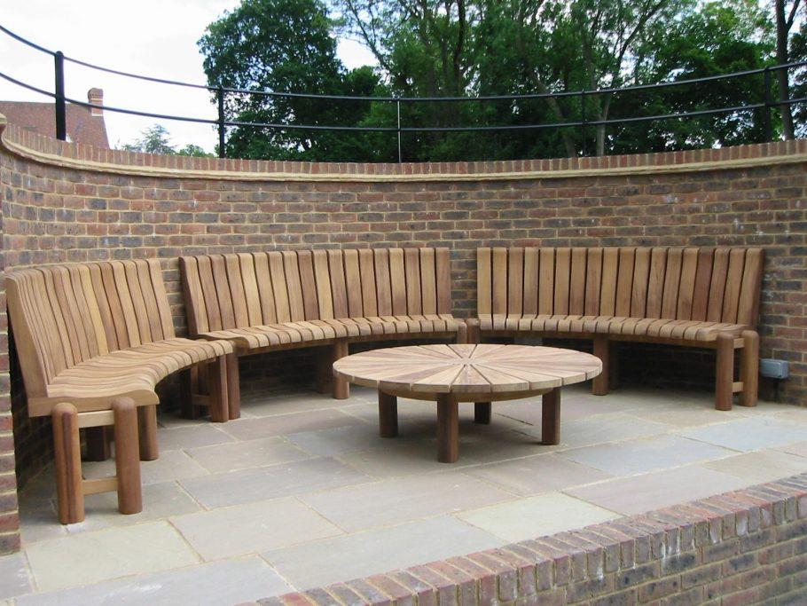 Unique furniture for public spaces