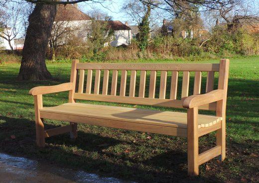 The York Memorial bench (6ft)