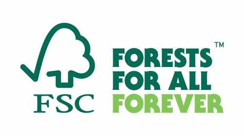 FSC Logo, Forests For All Forever