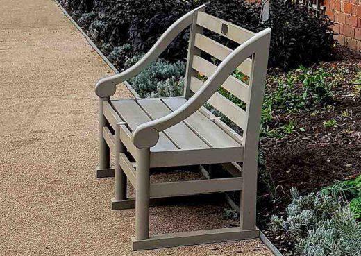 Hampton court bench