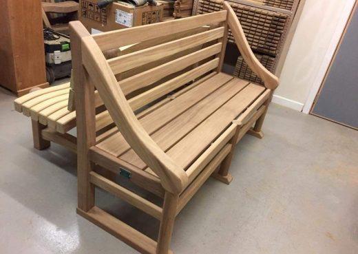 The Hampton Bench