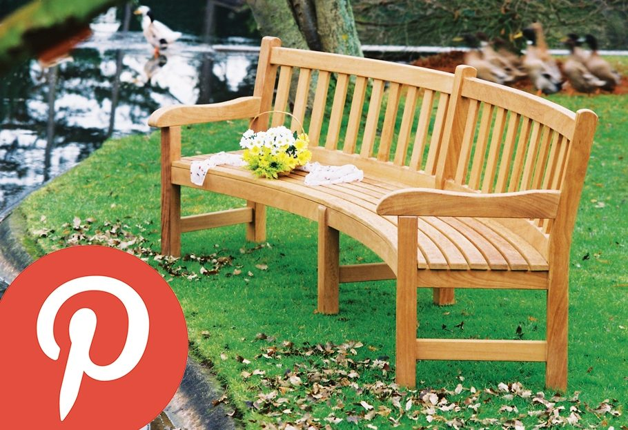 Our Memorial Benches on Pinterest