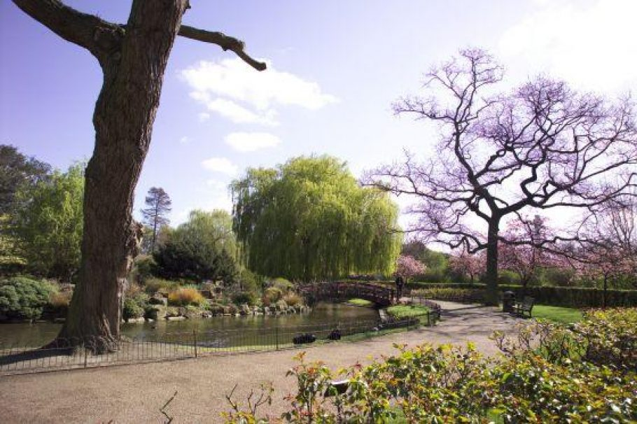 Woodcraft UK awarded contract to supply bespoke benches to Regents Park London