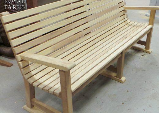 Regents Park bench set for London