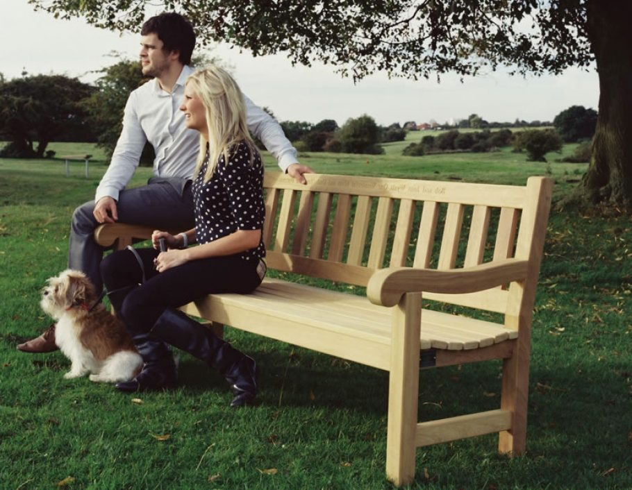 Celebrating 30 years of manufacturing Memorial Benches