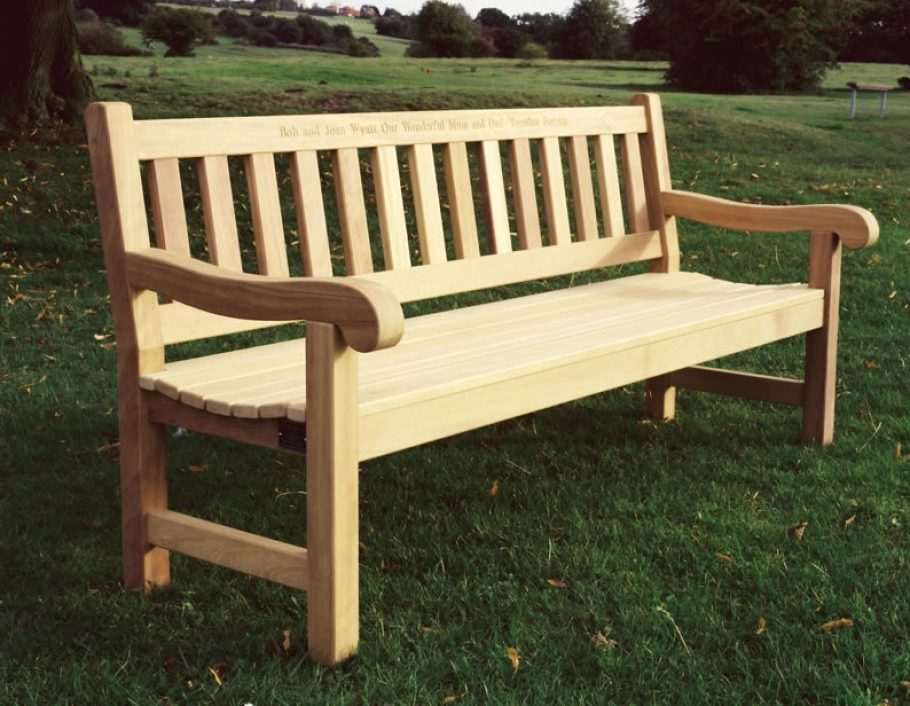 The Mendip Memorial Bench