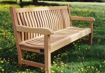 The Scarborough Garden Bench
