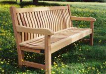 The Scarborough Garden Bench