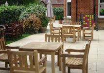 Wooden Patio Tables