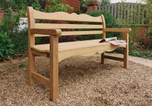 The Beverley Garden Bench & Chair