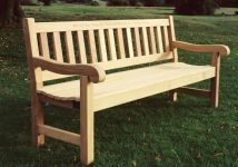 The Mendip Garden Bench