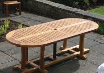 The Wetherby dining table