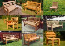 All Garden Benches