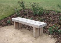 The Wykeham Park Bench