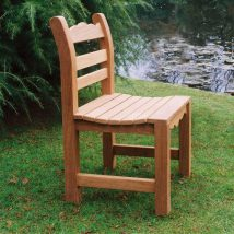 Beverley wooden chair - Click to enlarge