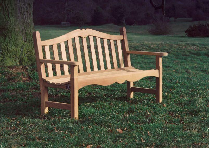Superb Knaresborough Wooden Garden Bench Made In Yorkshire Beatyapartments Chair Design Images Beatyapartmentscom