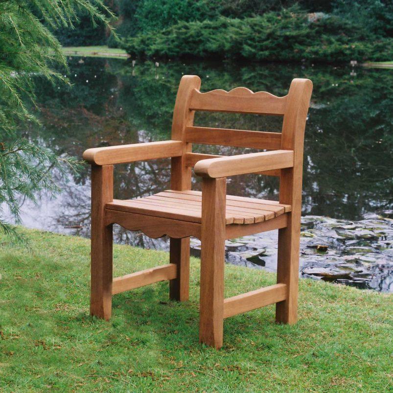 Fabulous The Beverley Garden Arm Chair Creativecarmelina Interior Chair Design Creativecarmelinacom