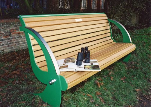 The Spinnaker 6ft Garden Bench
