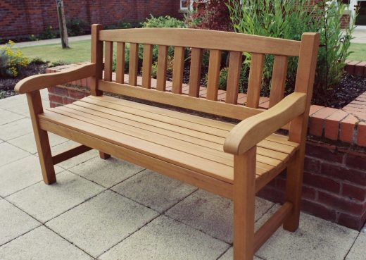 The York 4ft Garden Bench