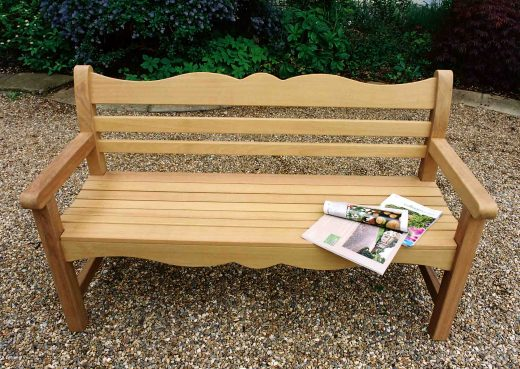 The Beverley 4ft Garden Bench