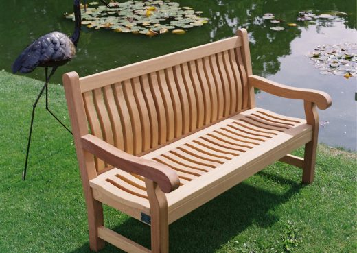 The Scarborough 4ft Garden Bench