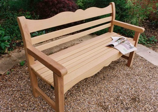 The Beverley 5ft Garden Bench