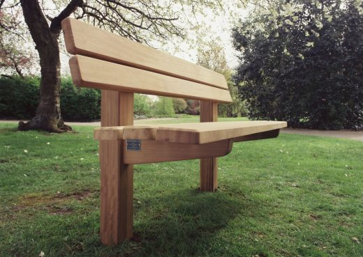 The Staxton 5ft Garden Bench