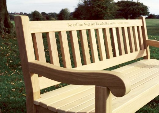 The Mendip 5ft Garden Bench