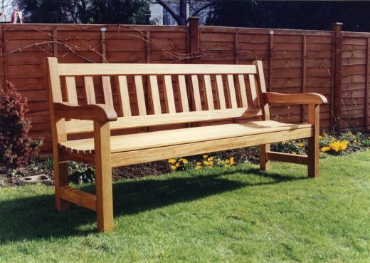 The York 6ft Garden Bench