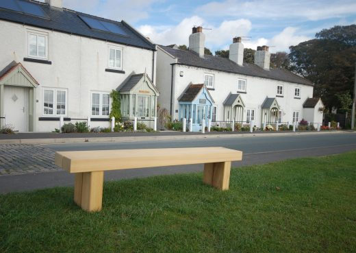 The Wykeham 5ft Park Bench