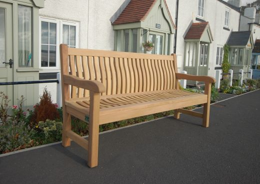 The Scarborough 6ft Garden Bench