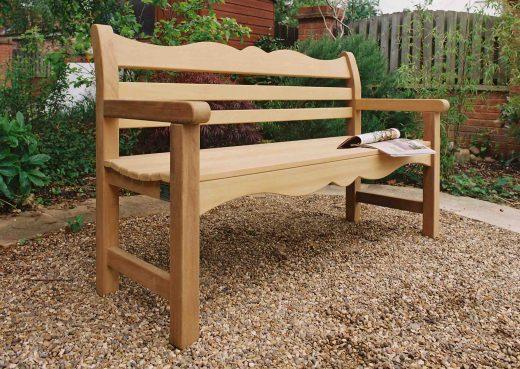 The Beverley Garden Bench & Chair