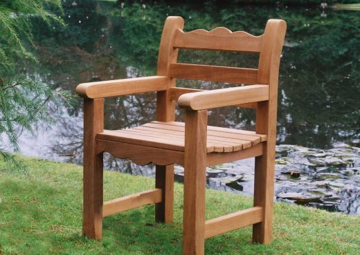The Beverley Garden Arm Chair
