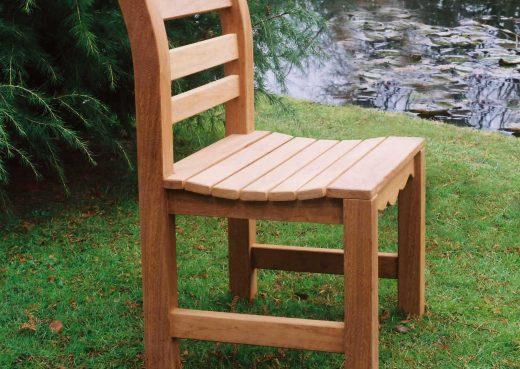Beverley wooden chair