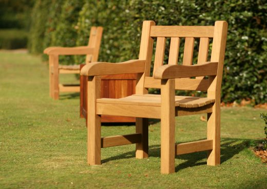 The York Garden Arm Chair