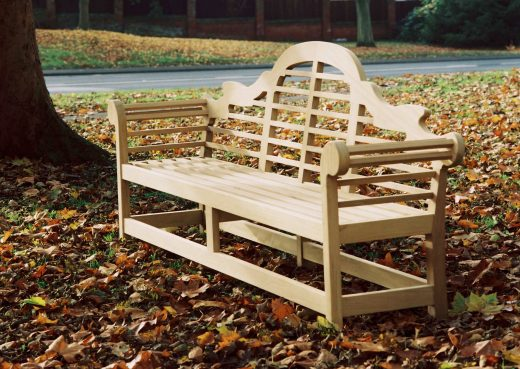 The Lutyens 6ft 3in Garden Bench