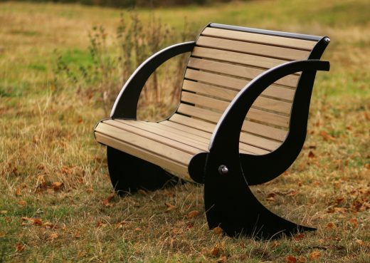 The Spinnaker 5ft Garden Bench