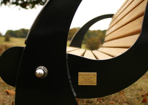 Detail of the Spinnaker bench