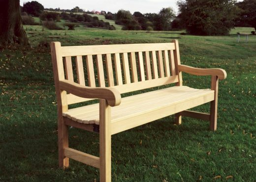 The Mendip 4ft Garden Bench