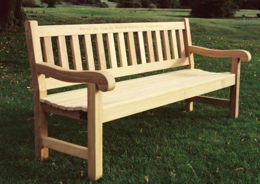 The Mendip Garden Bench