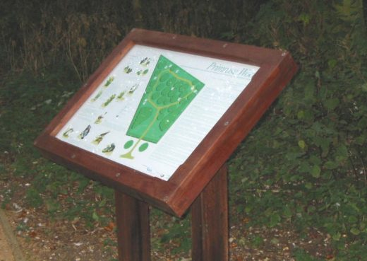 Information Display Boards